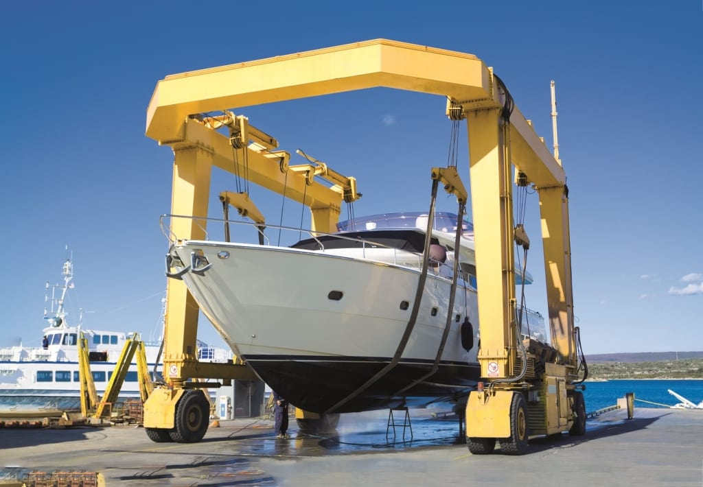 Argo Yachting Service Centres